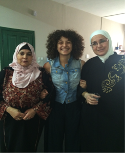 Farashe Yoga Center, Ramallah - Women's group training
