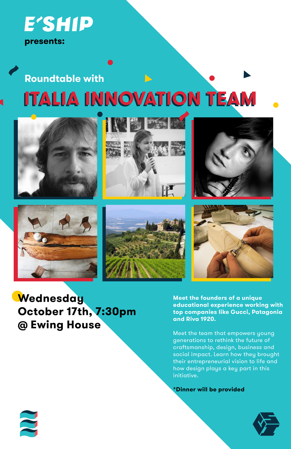 10/17 : Italia Innovation Roundtable Discussion