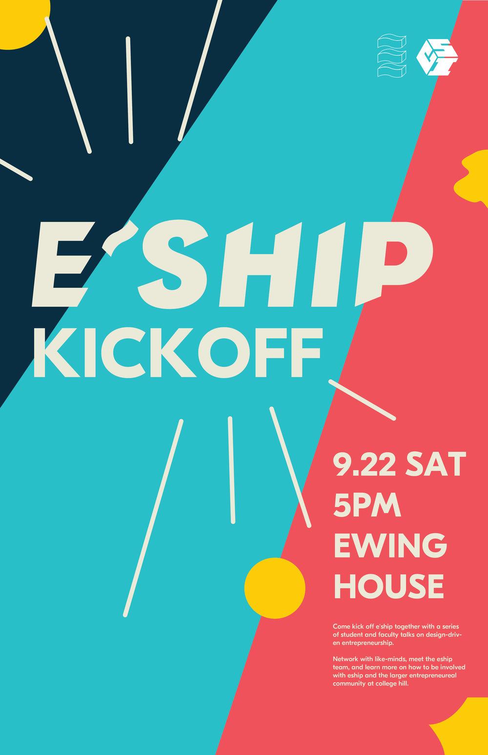 09/22 : E'SHIP Kickoff