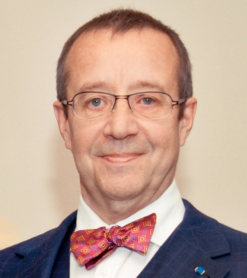 Toomas Hendrik Ilves - Toomas Hendrik Ilves is an Estonian politician who served as the fourth President of Estonia from 2006 until 2016. Toomas worked as a diplomat and journalist, and he was the leader of the Social Democratic Party in the 1990s. He served in the government as Minister of Foreign Affairs from 1996 to 1998 and again from 1999 to 2002. Later, he was a Member of the European Parliament from 2004 to 2006. In 2017 he joined Stanford University as a Bernard and Susan Liautaud Visiting Fellow at the Center for International Security and Cooperation in the Freeman Spogli Institute for International Studies. Starting from July 2017, Toomas Hendrik Ilves is a Bergruen Fellow at the Center for Advanced Studies in the Behavioral Sciences, Stanford University; Distinguished Visiting Fellow at the Hoover Institution; Adjunct Scholar, Global Digital Policy Initiative, Center for Democracy, Development and Rule of Law, Freeman-Spogli Institute, Stanford University. He also belongs to the advisory council of the Alliance for Securing Democracy. E-mail: thilves@Stanford.edu