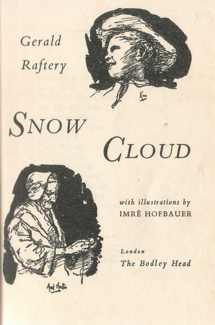 snow cloud -