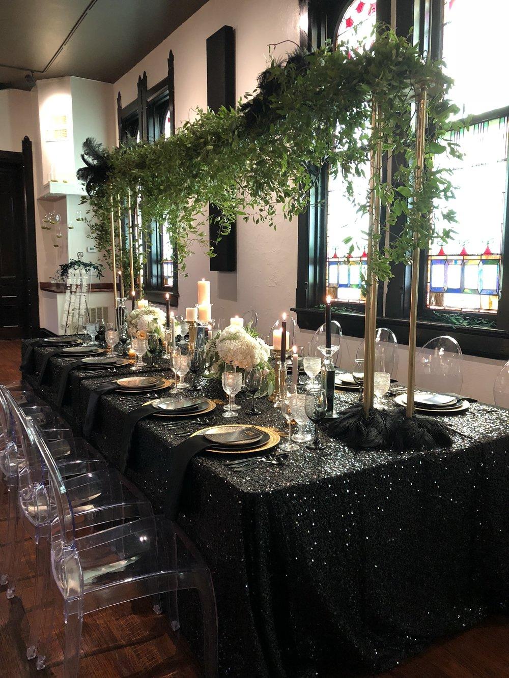 wedding event hall