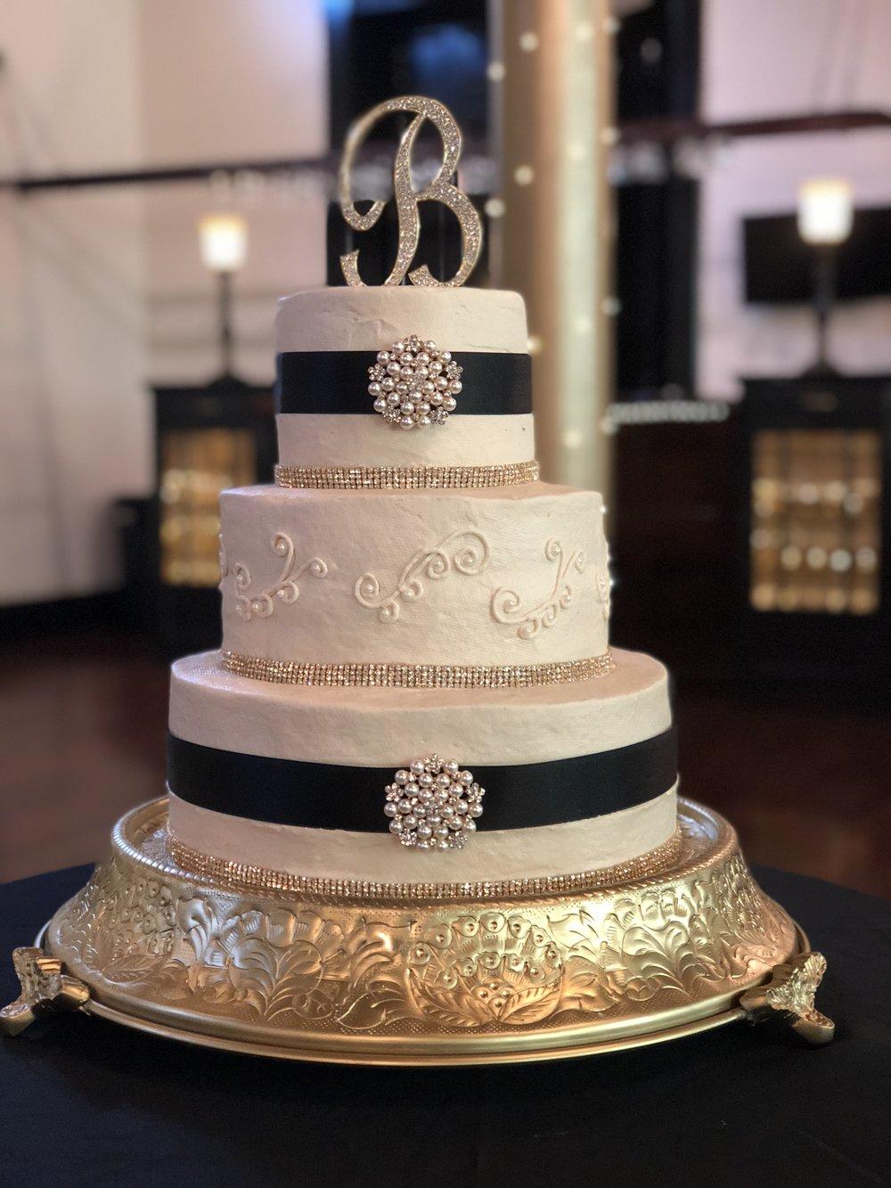 wedding cake indy