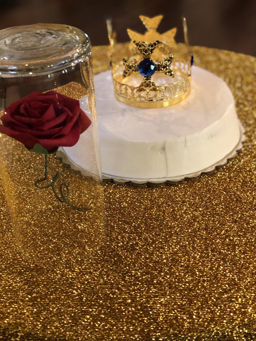 wedding cake gastby