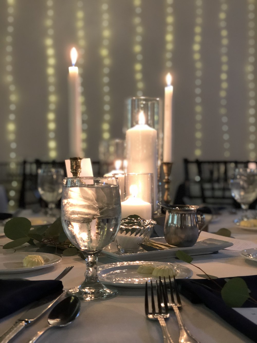 wedding tabel