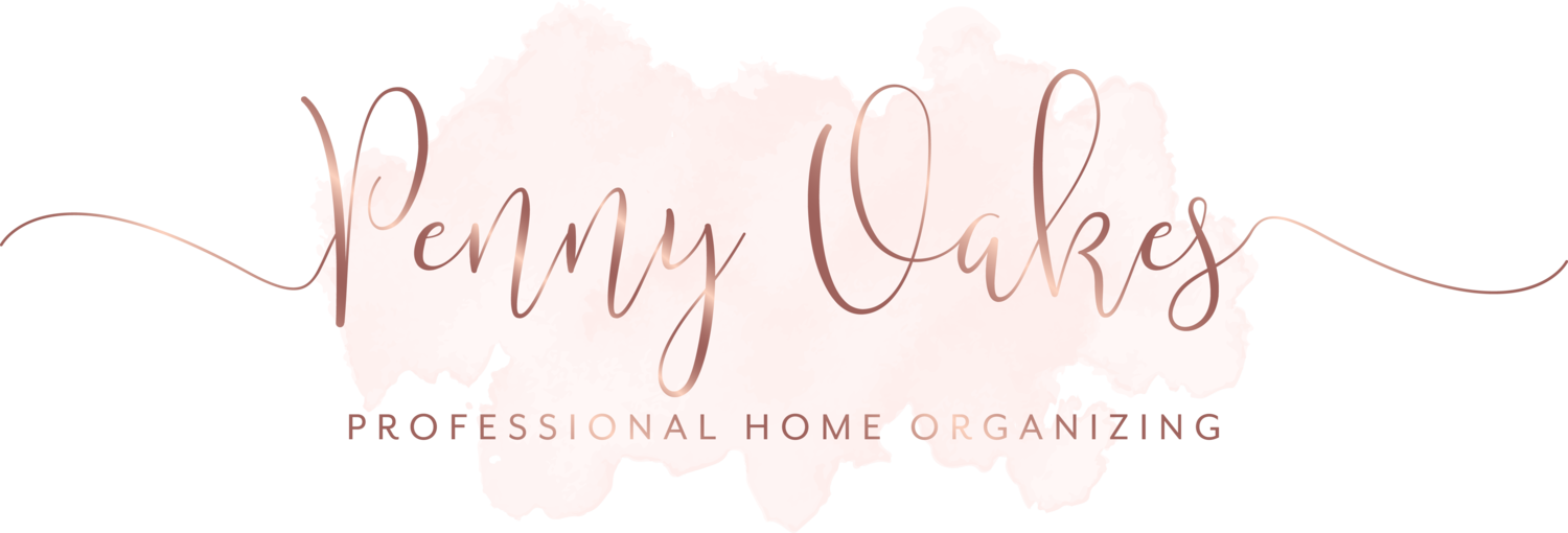 Penny Oakes Professional Home Organizing | Raleigh, NC