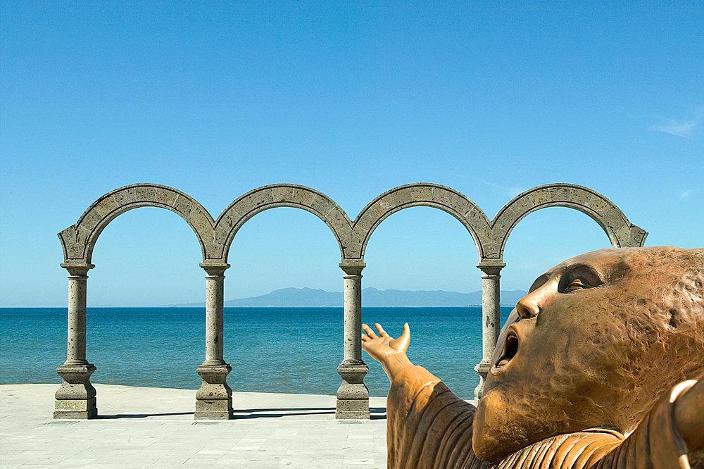 Joy of Los Arcos the Arches