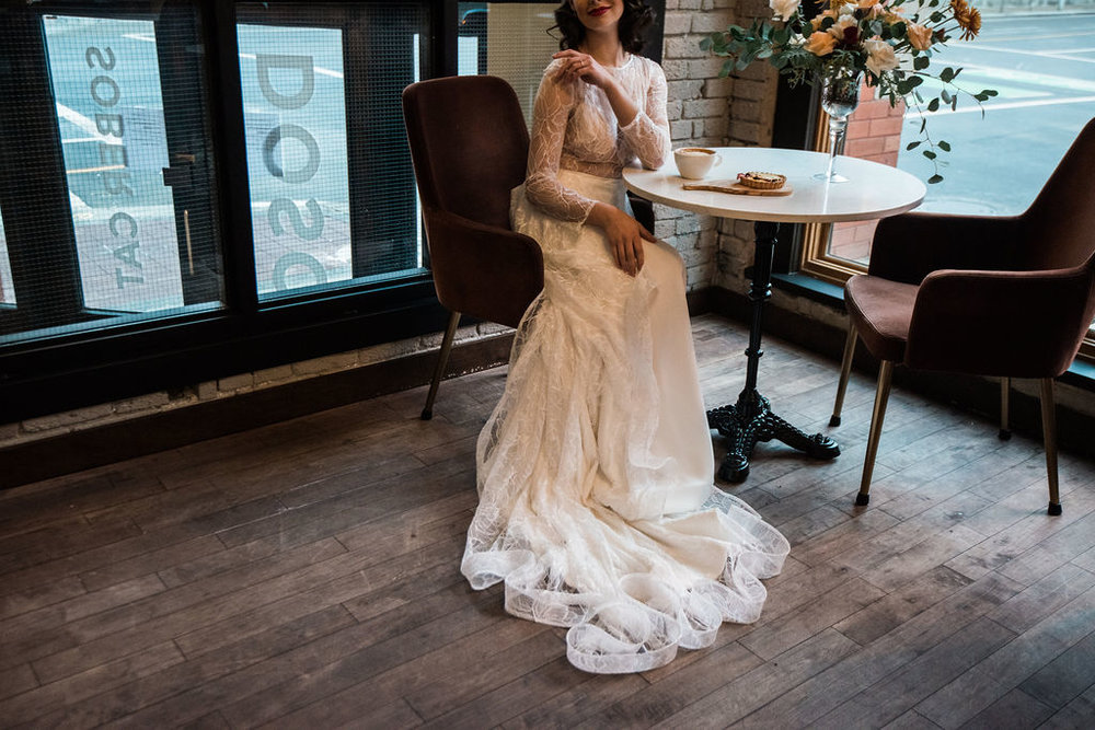 WEDDING TRENDS 2019 - From childhood favourites to hand written notes, the trends this year are unexpected!