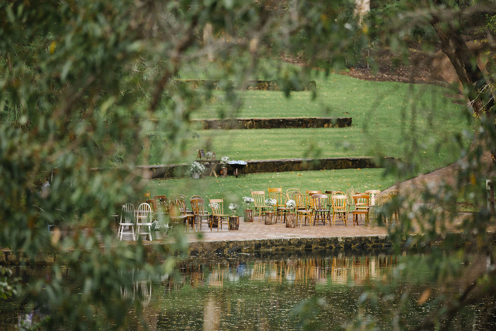 Araluen Wedding Ceremony