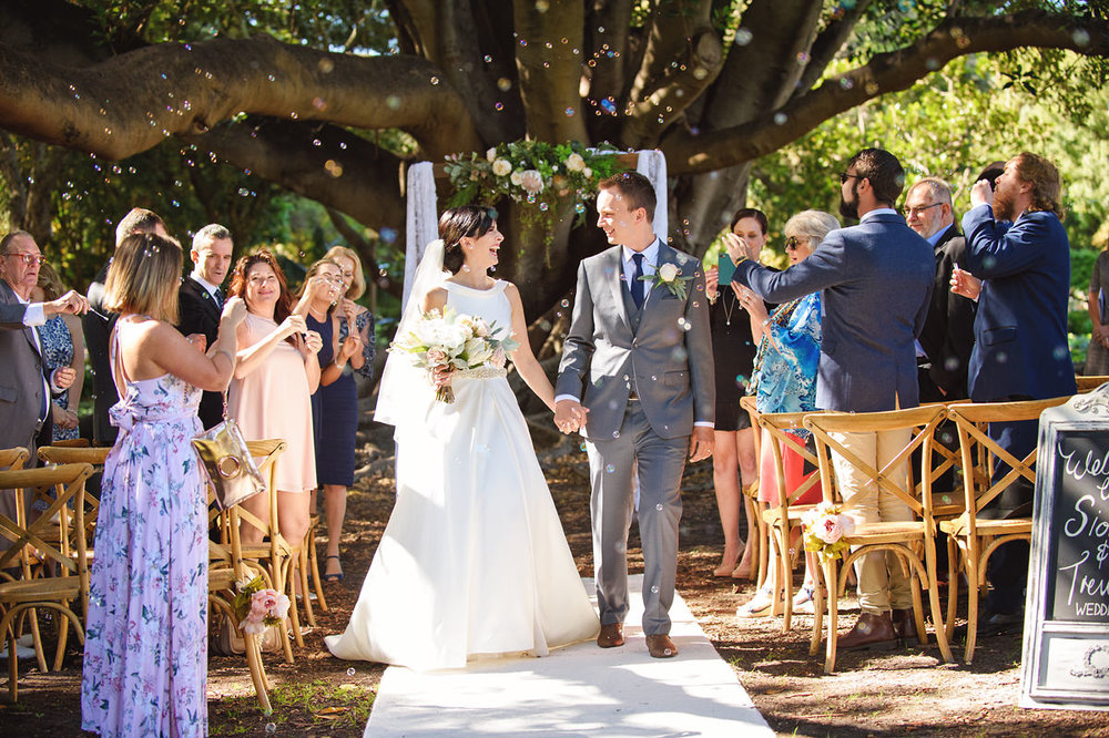 Hyde Park Wedding Ceremony