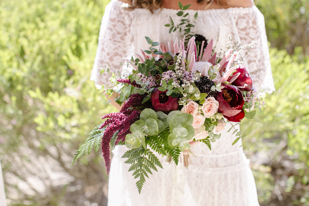 Pop Up Wedding Perth Florist