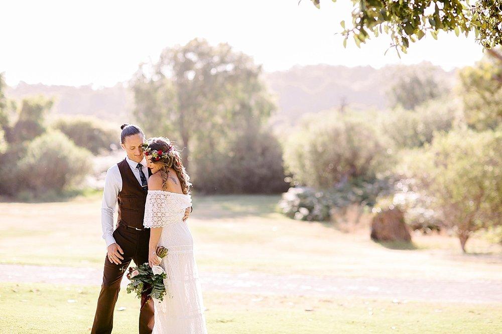 Pop Up Wedding Ceremony Perth
