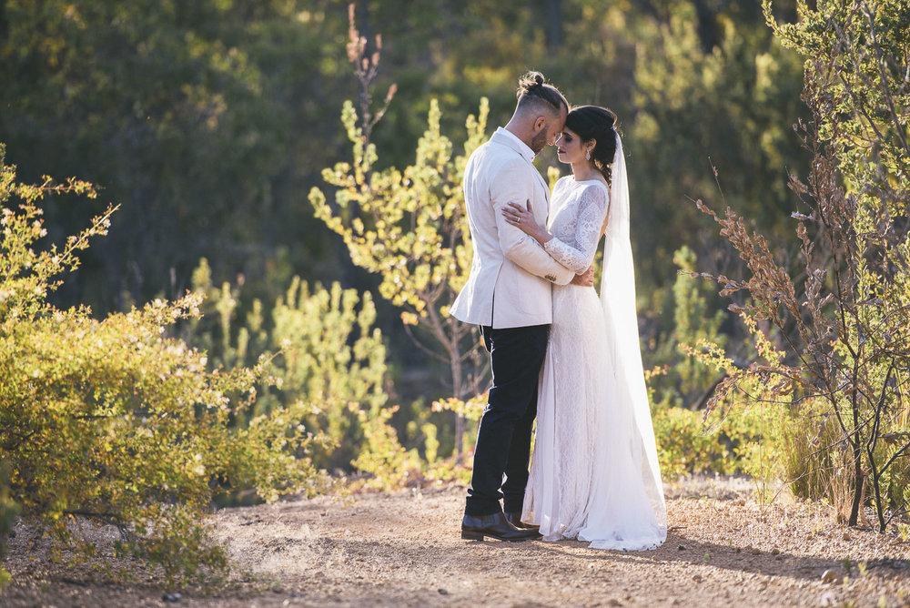 Sawyer Valley Wedding
