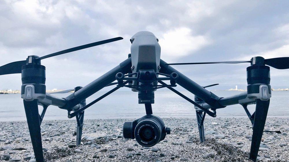 creative drone video - ドローンによるクリエーティブな映像や写真