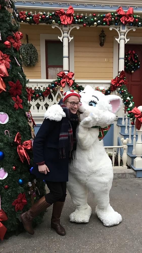 Dinsneyland Paris Christmas Noel Marie