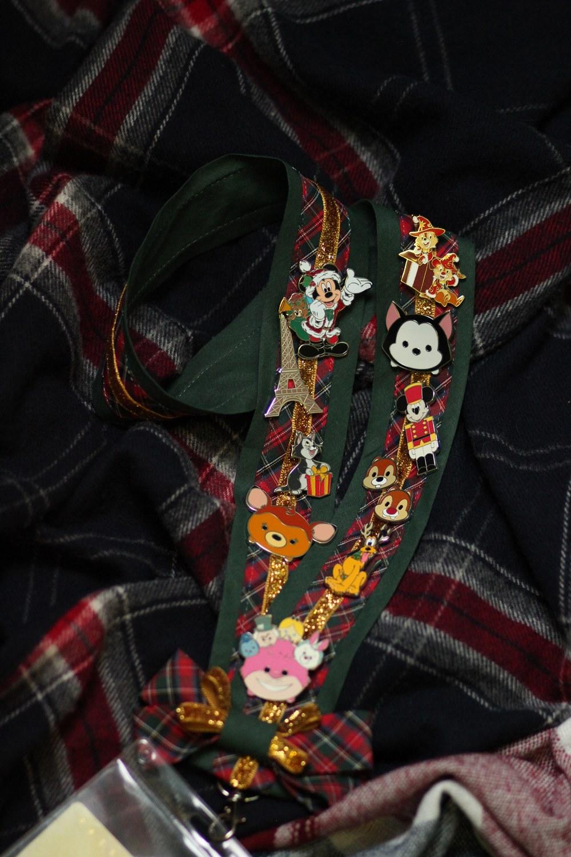 DIY: laniere pins Disney pintrading Disneyland