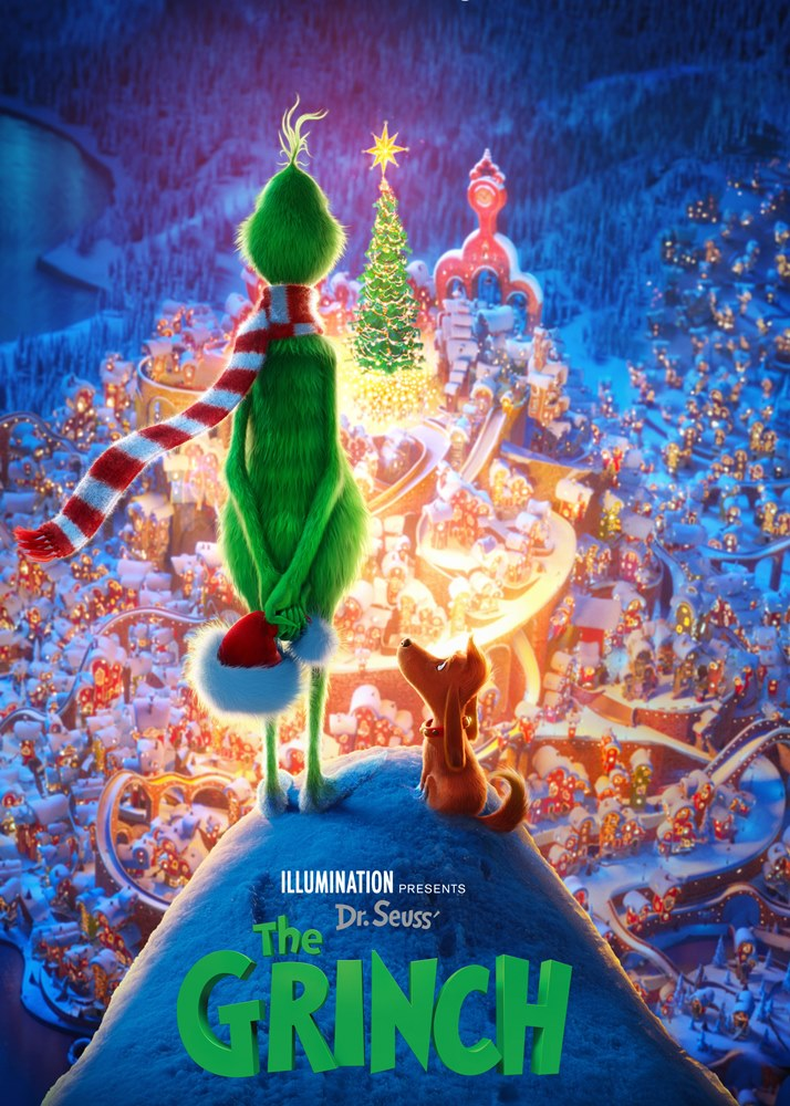 affiche grinch critique film blog