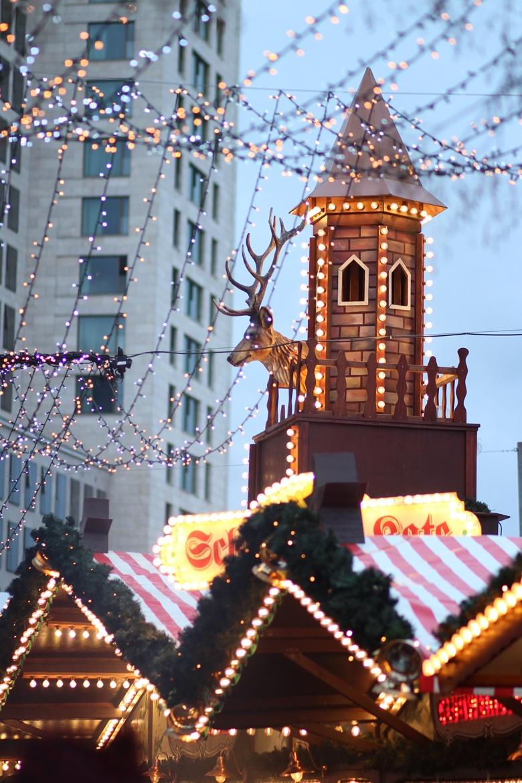 Le Weihnachtsmarkt