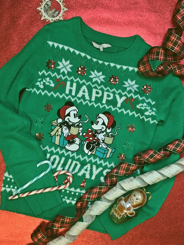 Blog mode: Pull de Noel Mickey