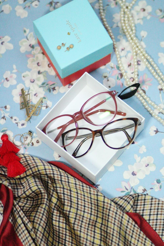 Des accessoires parmi des autres: j'en ai eu (et aimé) des lunettes!