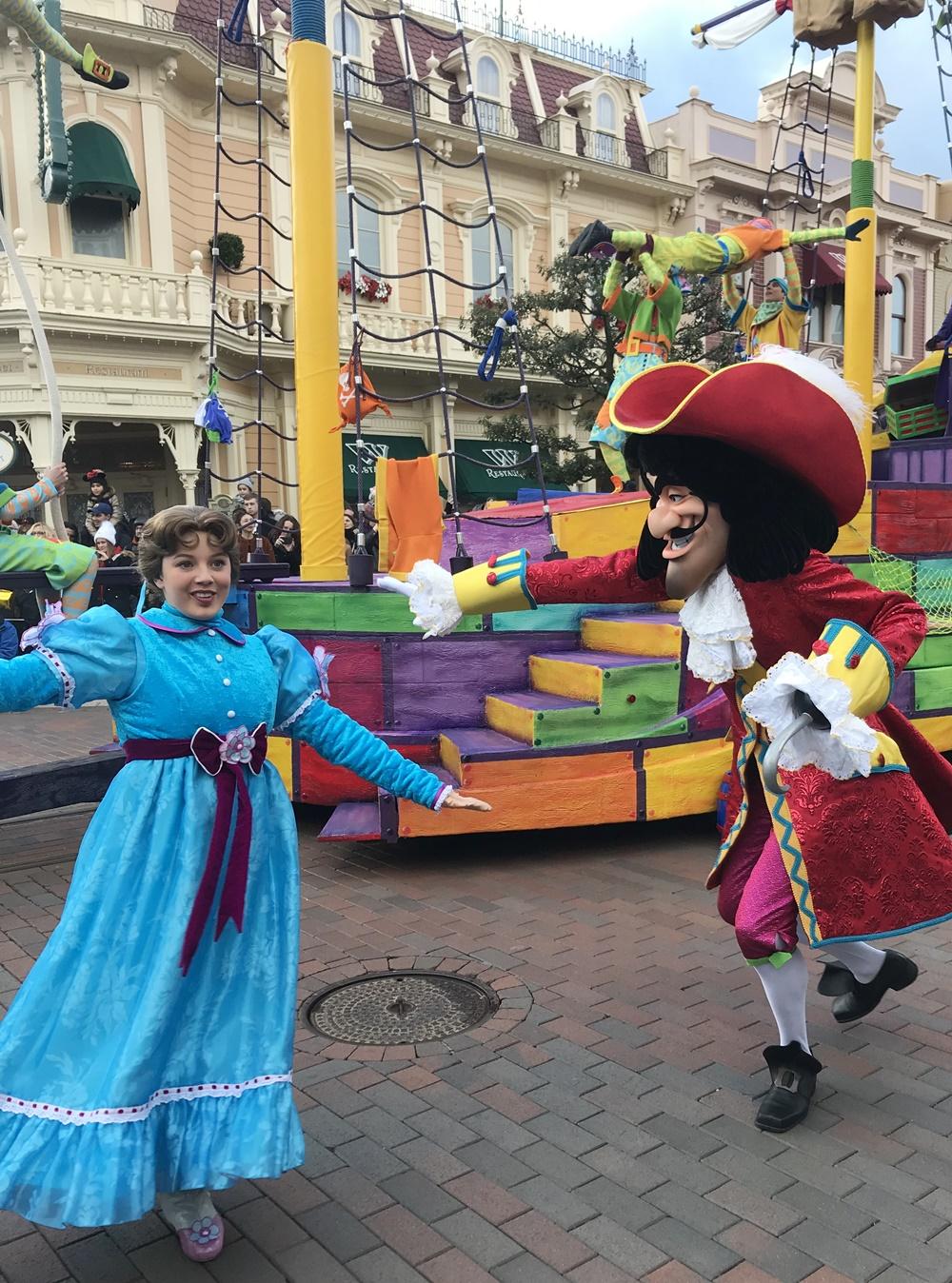 Saison Disney Disneyland Paris Pirates Princesses Festival