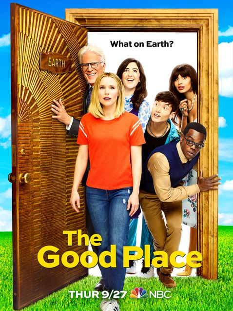 The Good Place affiche critique Netflix