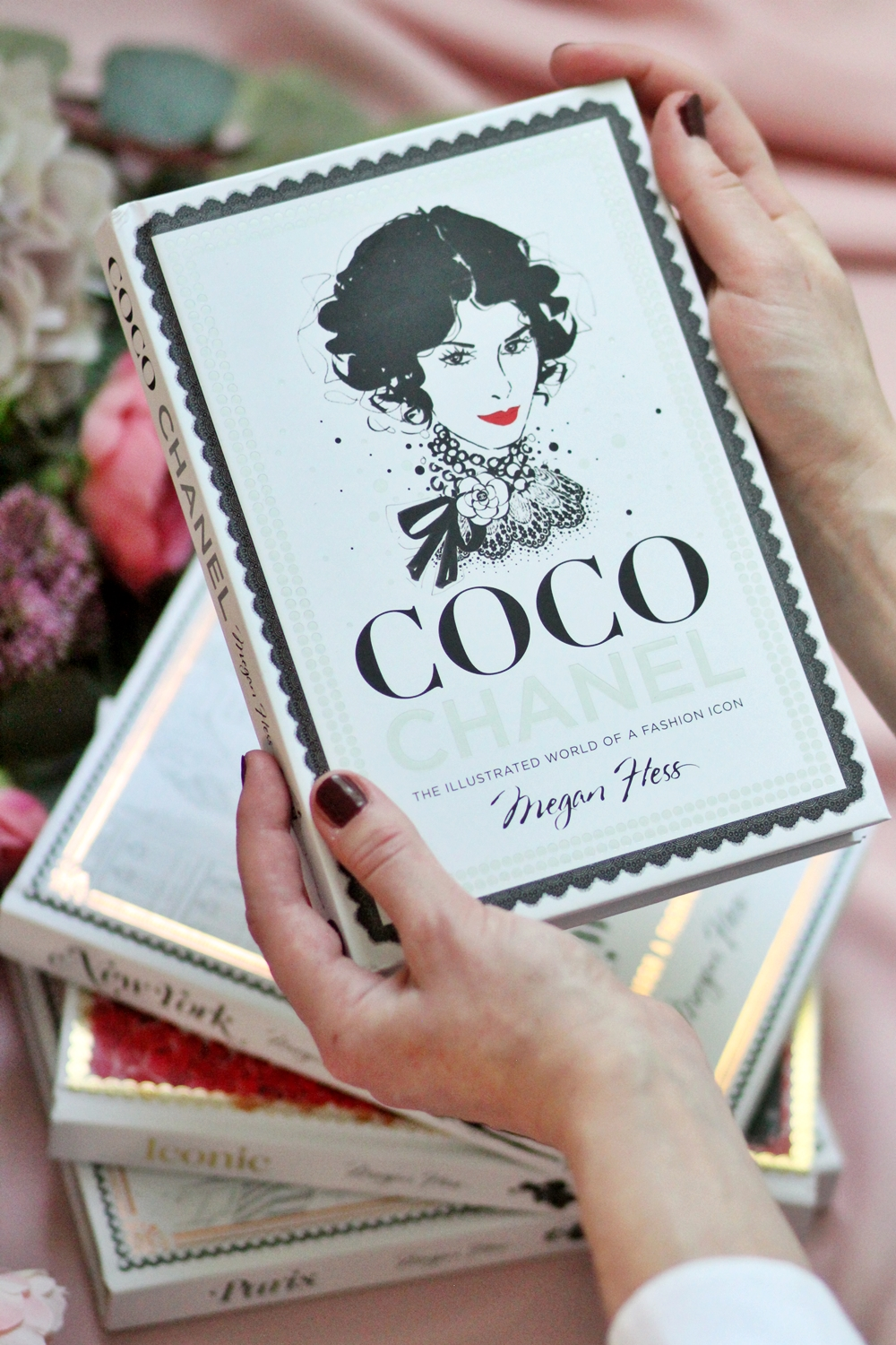 Megan Hess Fashion Book Coco Chanel Mode illustrations livre