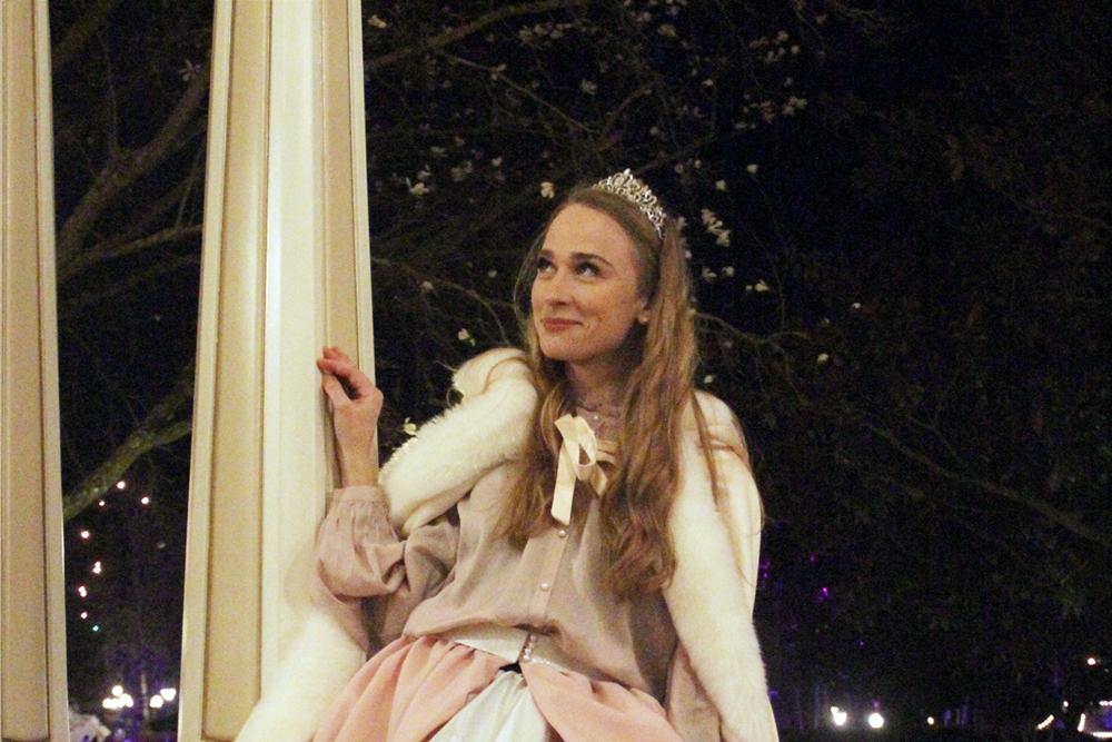 Robe princesse soiree disney pirates et princesses