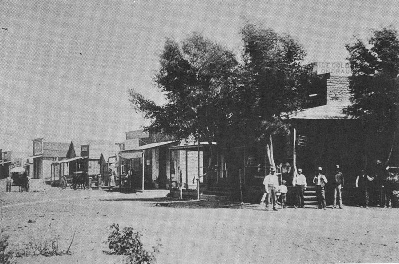 Fairbank in 1890
