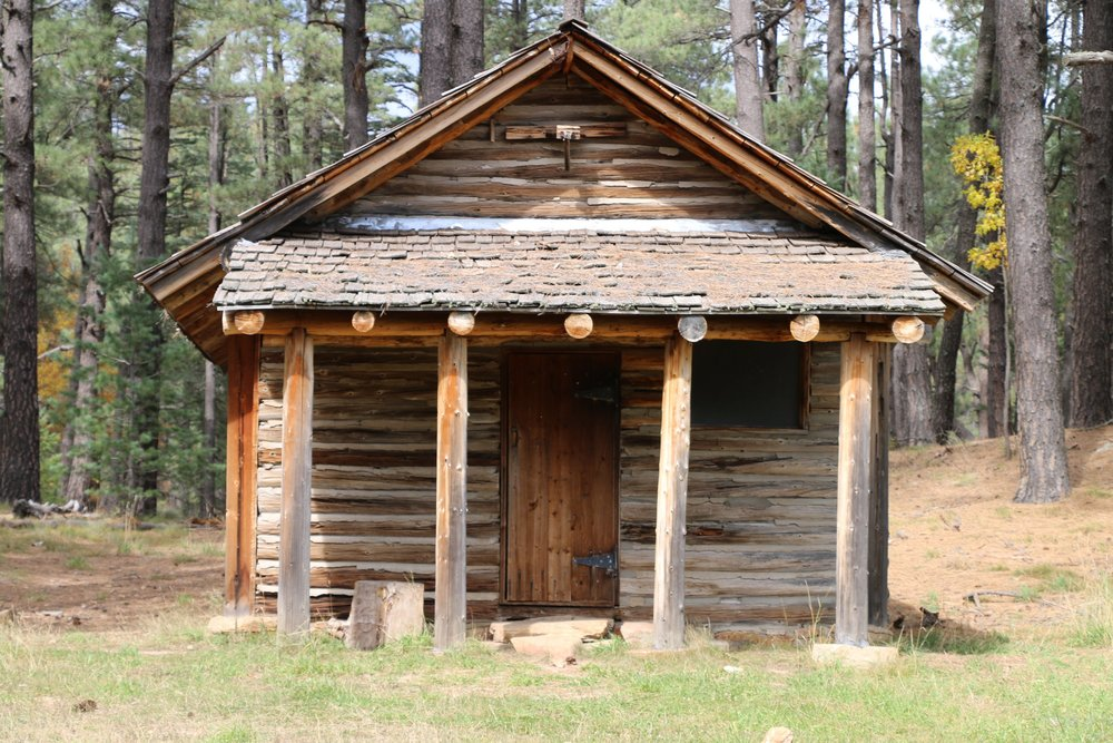 General Springs Cabin.
