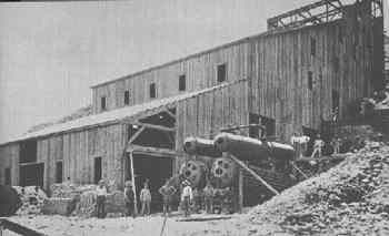 The mill near Pearce, circa 1900