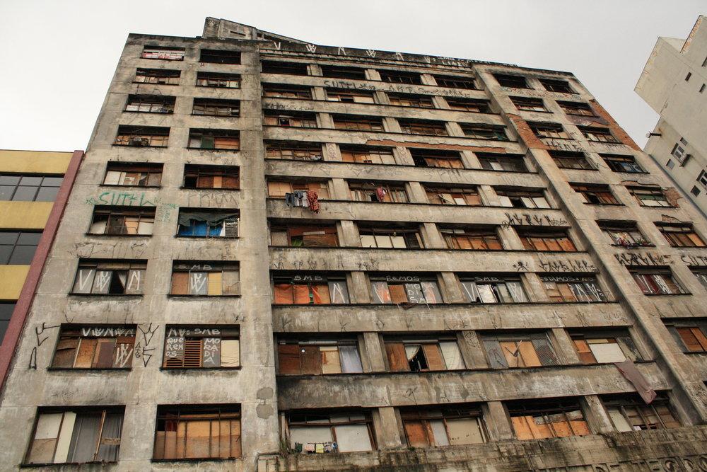 São Paulo apartment building