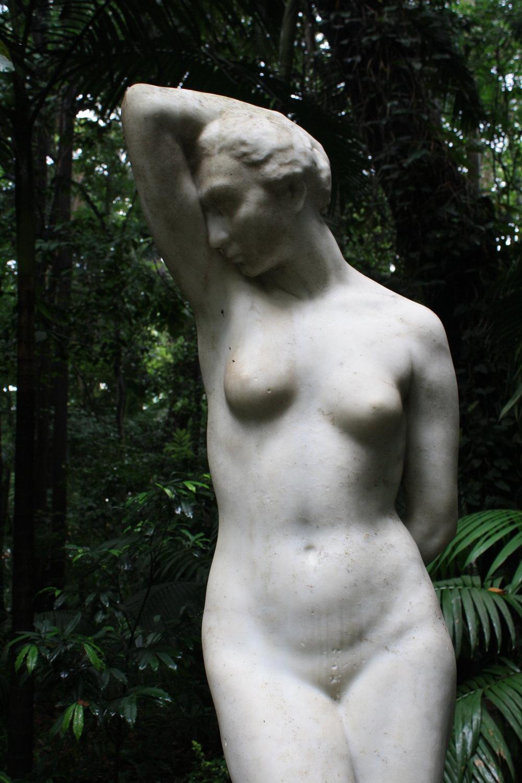 Trianon Park statue Sao Paulo