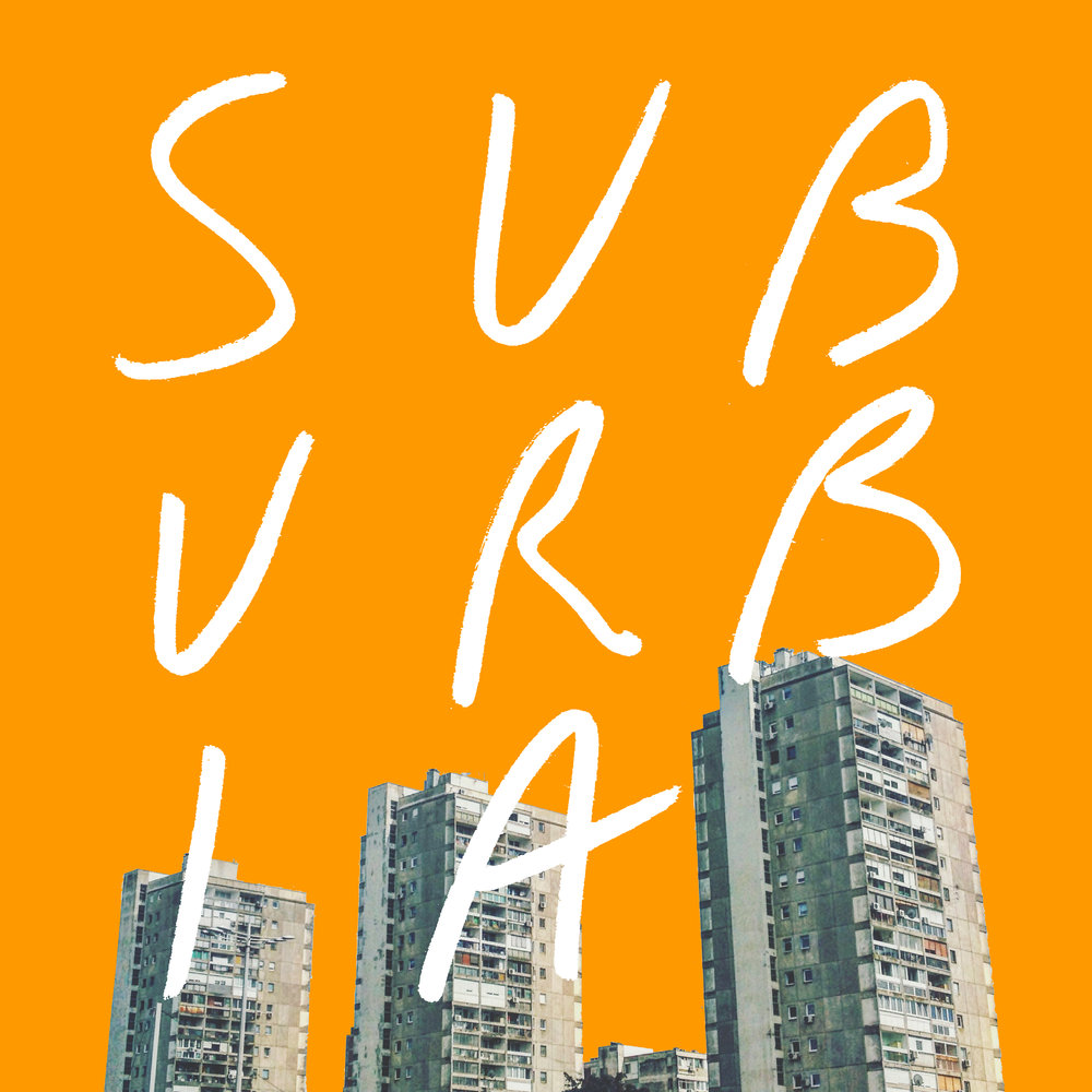 Suburbia - By StevieRay Latham Co-produced, engineered, mixed by Malena Zavala