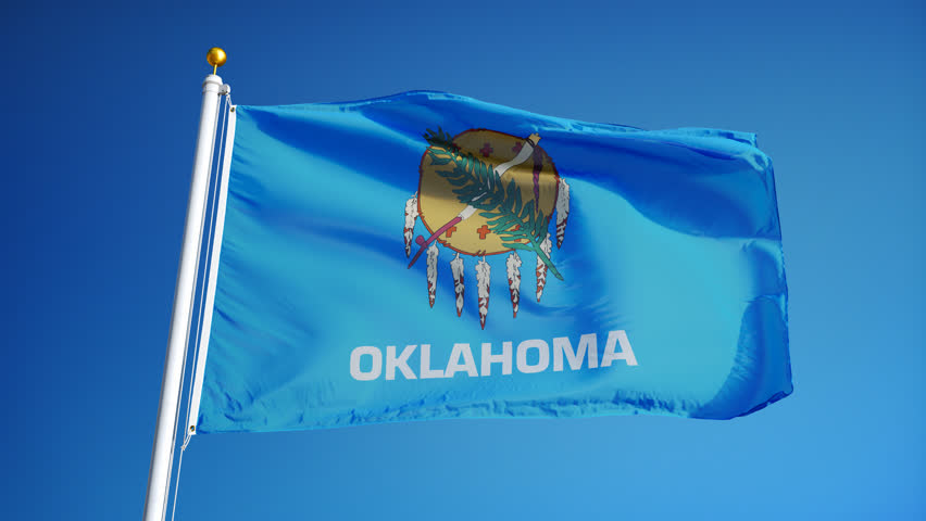 Oklahoma Flag - Royal Signs LLC - Hennessey, OK