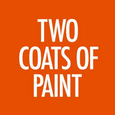 Two Coats of Paint  : Body Parts / 2/28/2016