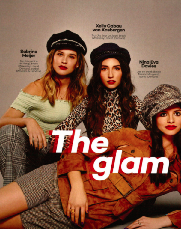 Glamour May 18