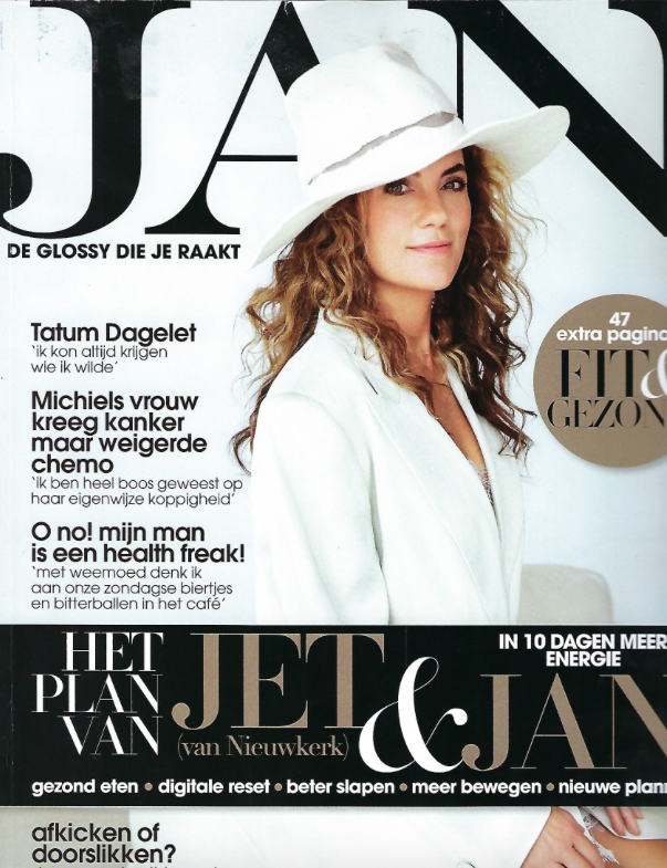 JAN Magazin Jan 18