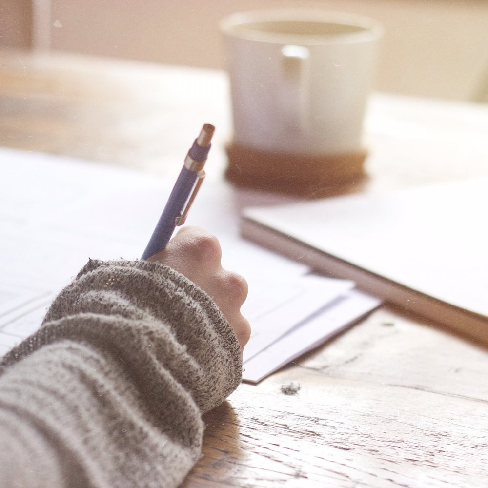 Writing Prompts -