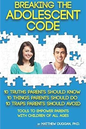 Book:  Breaking the Adolescent Code