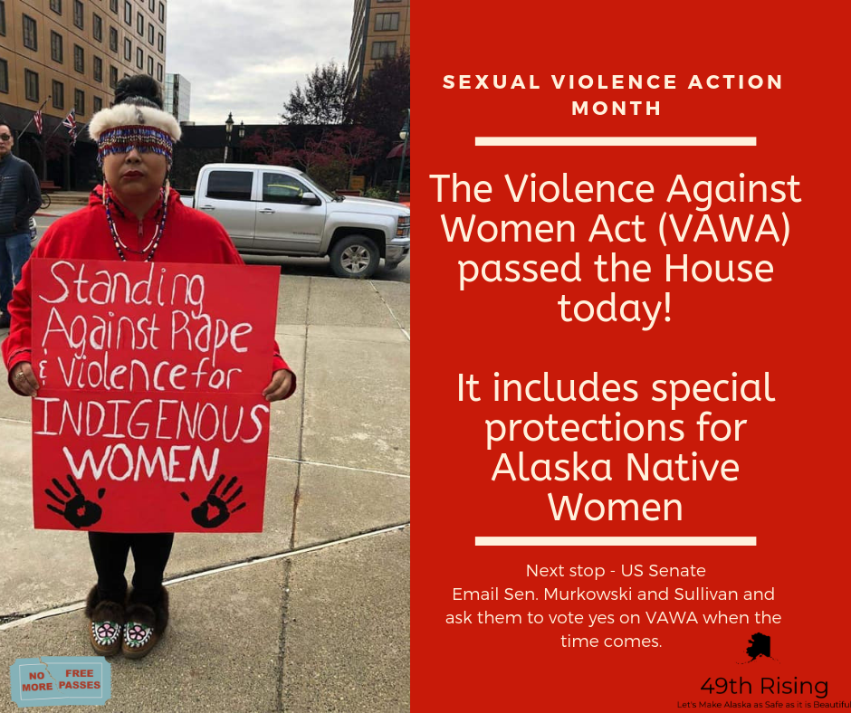 Day 4:  https://actionnetwork.org/letters/yes-vawa