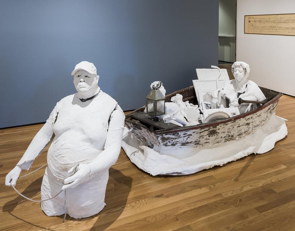 Karon Davis, Noah and his Ark (2018)