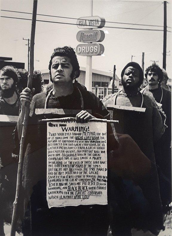 """Joseph S. Melchione, """"1970s Isla Vista Riots"""""""
