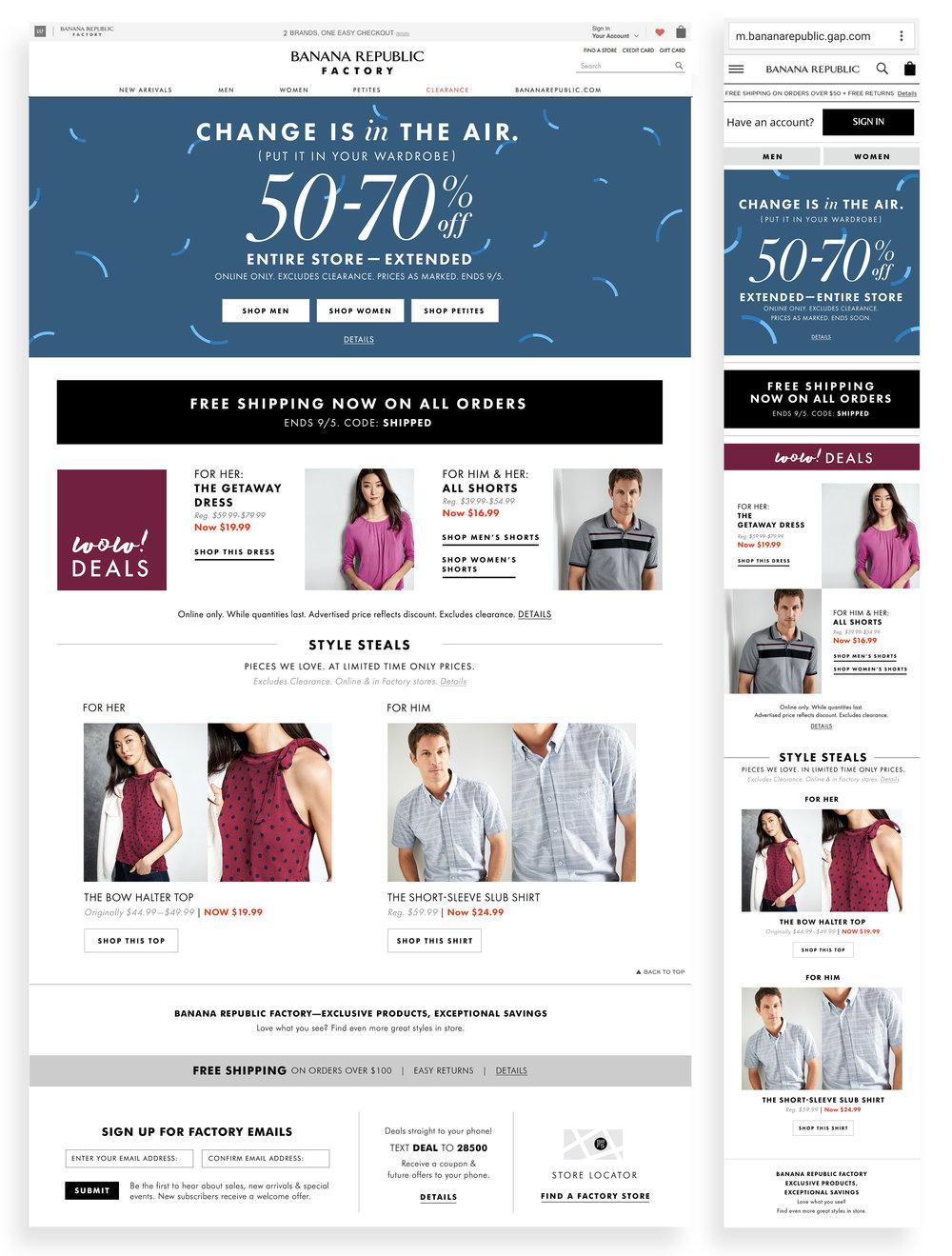 Homepage Refresh 1