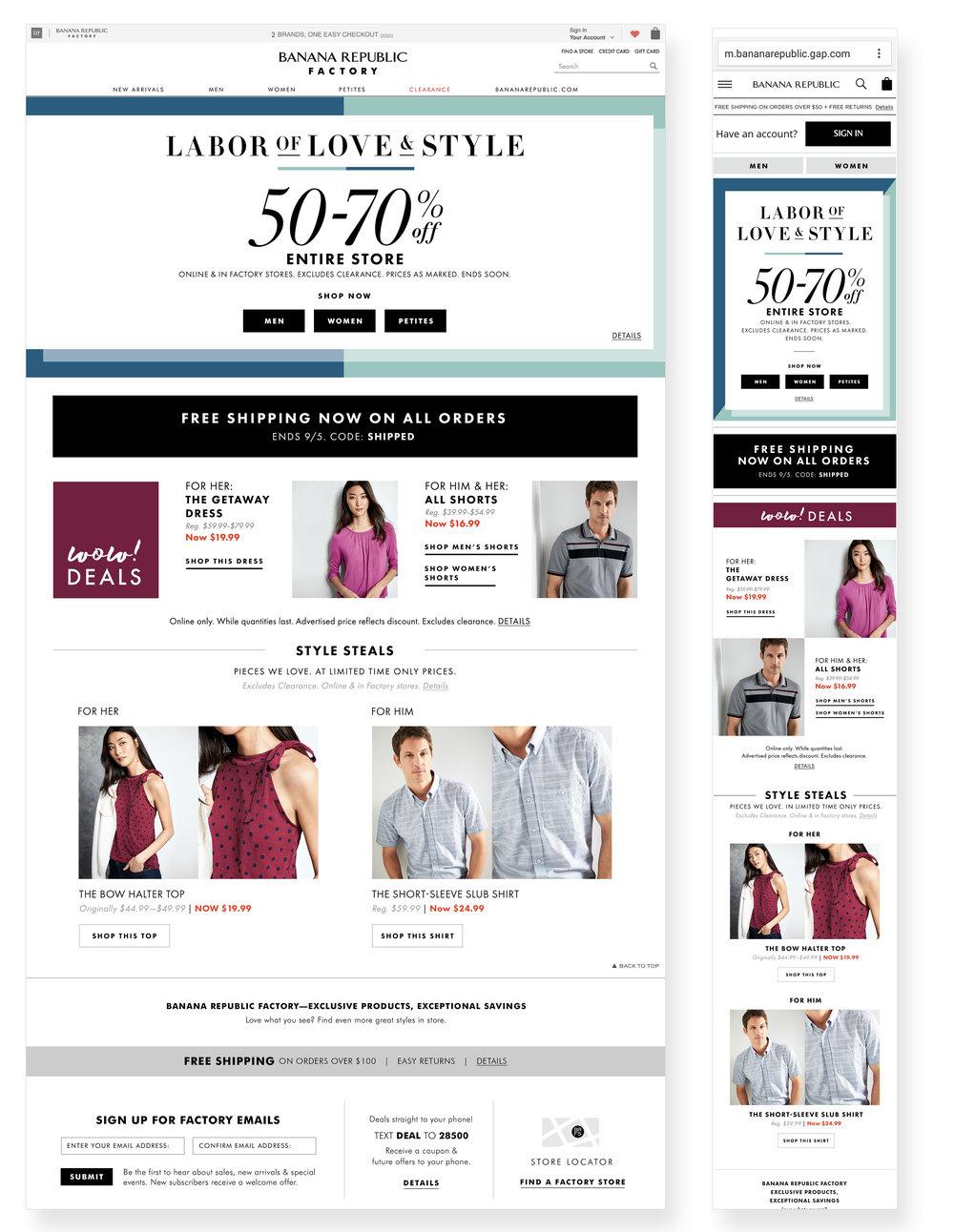 Homepage Refresh 2
