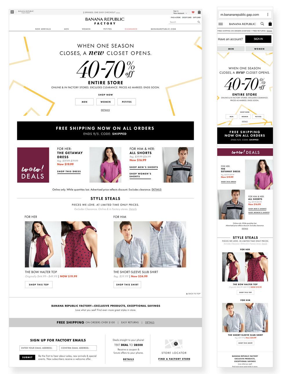 Homepage Refresh 3