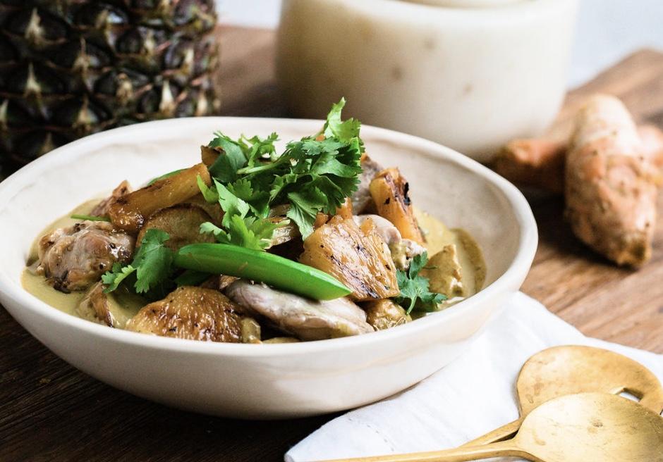 Island Chicken Curry