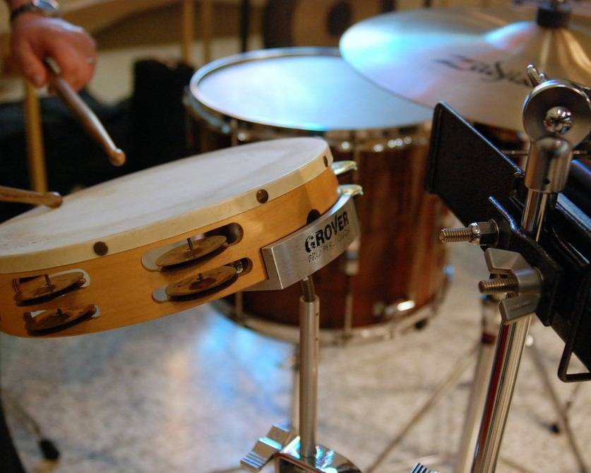 PERCUSSION INSTRUMENTS -