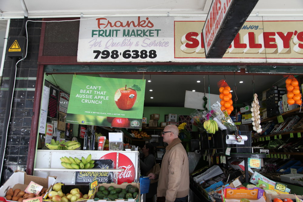 Frank's Fruit Market Haberfield