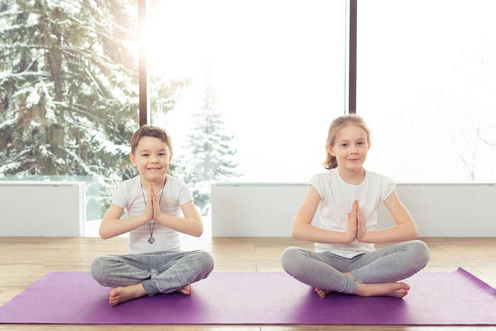 Kids & Littles - Yoga, Movement,Mindfulness Classes & Programming